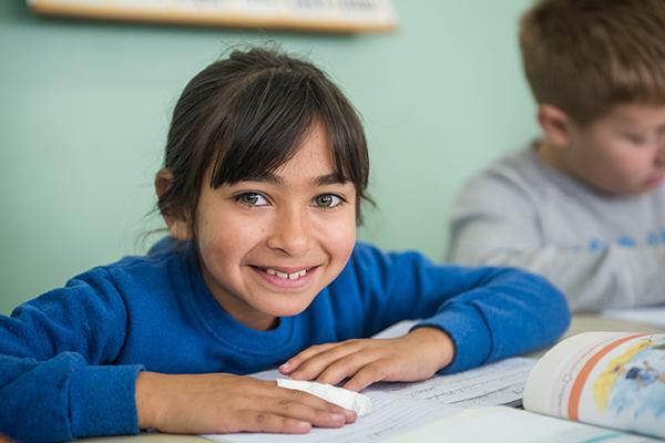 Muamera u učionici