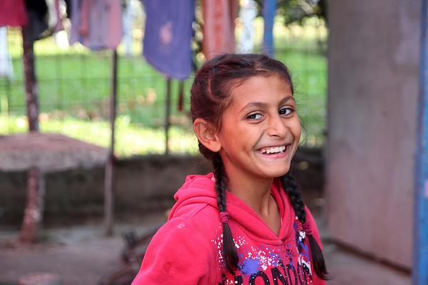 Devetogodišnja Amela jedva čeka da krene u školu