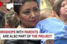 Keeping children in school – making sure they have a future