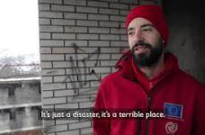 Talal: day in the life of an Outreach Worker (Talal: dan u životu terenskog radnika)