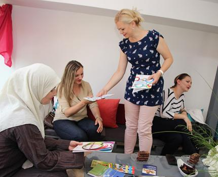 Parents engage for better education of their children